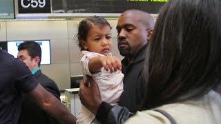 getlinkyoutube.com-Kanye West Calm After Settling Lawsuit On Way To Armenia, Part 2