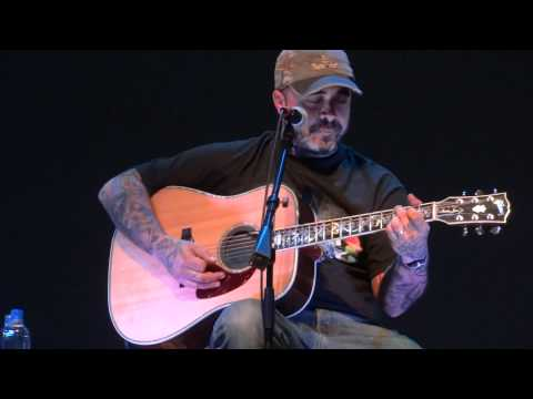 Aaron Lewis - Rascal Flatts Cover - What Hurts The Most - Live @ KC's Voodoo Lounge 1/6/2012