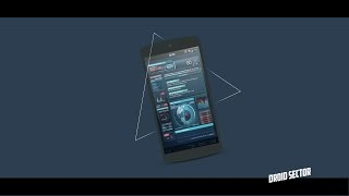 getlinkyoutube.com-JARVISQ IRON MAN UI - UCCW skin ( Android Theme )