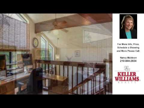 4302 APPLE TREE WOODS, San Antonio, TX Presented by Nancy Muldoon.