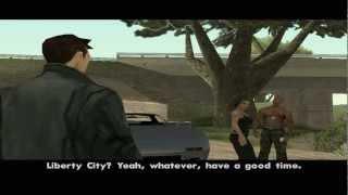 getlinkyoutube.com-GTA SA : GTA 3 Character Claude In GTA SA