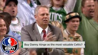 Is Danny Ainge the most valuable Celtic? | NBA Countdown | ESPN
