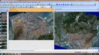 getlinkyoutube.com-Using Google Earth Images in PhotoModeler Scanner