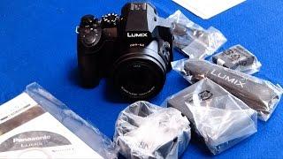 getlinkyoutube.com-150918 パナソニック FZ300 第一印象 外観 正常進化系カメラ