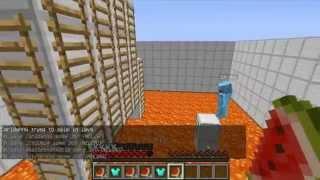 getlinkyoutube.com-Minecraft 1.6.2 ตะลุยแมพ Jump Fight!