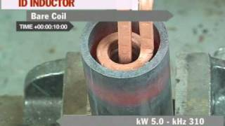 getlinkyoutube.com-Induction heating coil - improving RF performance with magnetic flux concentrator Fluxtrol Video -