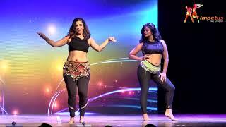 Belly Fusion   Aiye meherbaan   I wanna dance   Urmila Thakkar Choreography