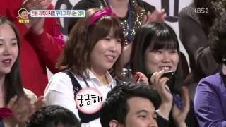 getlinkyoutube.com-BEAST - Aegyo clothes *-* Doojoon, Kikwang, Yoseob, Dongwoon [Hello Counselor 141020]