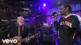Snoop Dogg & Willie Nelson - Superman (Live on Letterman)