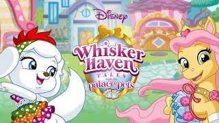 getlinkyoutube.com-Disney Princess: Palace Pets - Whisker Haven Tales - for Girls