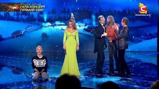 Оглашение Результатов(Кто стал победителем х-фактор 6 ?)  (26.12.2015)