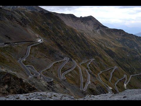 Перевал Стельвио (Passo Stelvio)