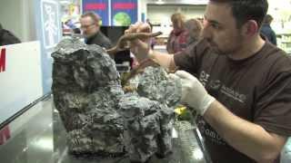 "Aquascaping Contest ""The Art of the Planted Aquarium"" 2014, The Event (pt. 1 of 3)"