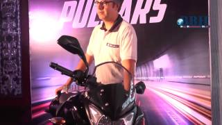 Bajaj Auto launches the new age pulsar Range