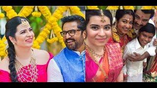 Radhika Sarathkumar Family - Radika Sarath Kumar With Daughter Reyaana and Son Family Video
