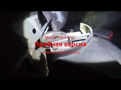 Toyota corolla ручной тормоз натяжка