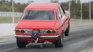 getlinkyoutube.com-Wheels-up Mazda RX3 rotary