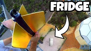 Ping Pong Trick Shots 4 | Dude Perfect width=