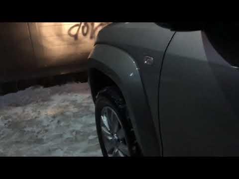 Дымит Webasto на Volkswagen Amarok
