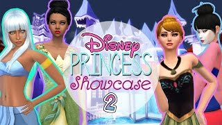 getlinkyoutube.com-♛ The Sims 4: Disney Custom Content Showcase #2 ♛