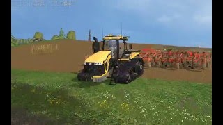 getlinkyoutube.com-Farming Simulator 2015:  John Deere Corn Harvest