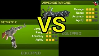 getlinkyoutube.com-Respawnables Part 41- Stig Rifle vs Armed Guitar Case!!!