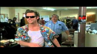 Ace Ventura: Pet Detective: The guy with the rubber glove - Good question Aguado