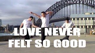 getlinkyoutube.com-LOVE NEVER FELT SO GOOD  - Michael Jackson & Justin Timberlake Dance Choreography   Jayden Rodrigues