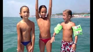 tu mi porti su estate 2012 bagno Nedy