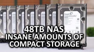 getlinkyoutube.com-Insane Compact NAS 2014 - 48TB of Network-attached Storage