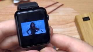 getlinkyoutube.com-Обзор смарт часов К8 Android на mtk 6572, в стиле Apple Watch