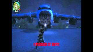 Just Cause 2 - THE DEADLY PLANE