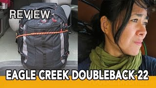 getlinkyoutube.com-CHOOSING A CONVERTIBLE BACKPACK | EAGLE CREEK DOUBLEBACK22 REVIEW