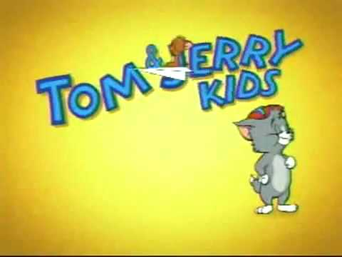 Cartoon Network Tom and Jerry Kids Bumper