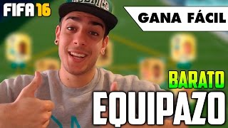 PLANTILLA BARATA BARCLAYS PREMIER LEAGUE - FIFA 16 ULTIMATE TEAM