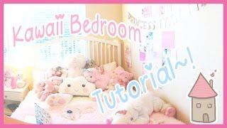 getlinkyoutube.com-~How to Create a Kawaii Bedroom~