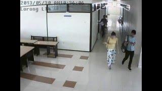 CCTV Pacaran Mahasiswi Cantik
