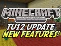 Minecraft (Xbox 360) - TU12 Update - 3D Item Drops, Mob Heads SCREENSHOT! + More