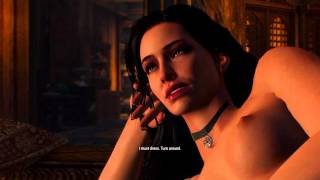 getlinkyoutube.com-Witcher 3 Unicorn sex scene (Nudity)