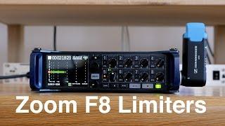 getlinkyoutube.com-Zoom F8 Input Limiters