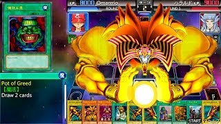 getlinkyoutube.com-Yu-Gi-Oh! 5D's Tag Force 6 Exodia in 2nd Turn!!!