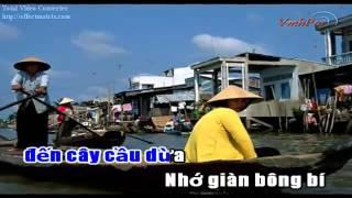 getlinkyoutube.com-Cay Cau Dua  Ngoc Son Karaoke] (Dual Audio Track) - YouTube