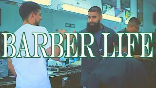 getlinkyoutube.com-Day in the Life of a Barber | How I Became a Barber | Barber Life | Oh Cutss | Documentary |  Kv7