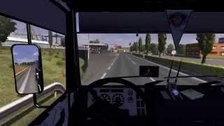 getlinkyoutube.com-Greek Euro Truck Simulator 2 - Volvo F10