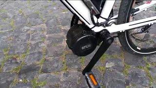 getlinkyoutube.com-8fun motore bicicletta pedalata assistita  BAFANG 8FUN