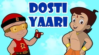 getlinkyoutube.com-Dosti Yaari - Friendship Day Special Compilation - Mighty Raju and Chhota Bheem
