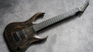 getlinkyoutube.com-Hapas Guitars - The Making of Kayzer One - 27 Inch 7 String Baritone Guitar