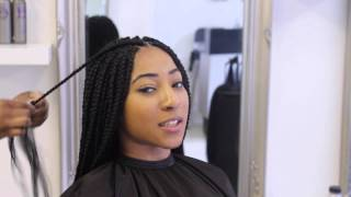 getlinkyoutube.com-Box Braids at EbonyB Salon