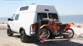 getlinkyoutube.com-Off-Road Camper Van Build - Project Motovan