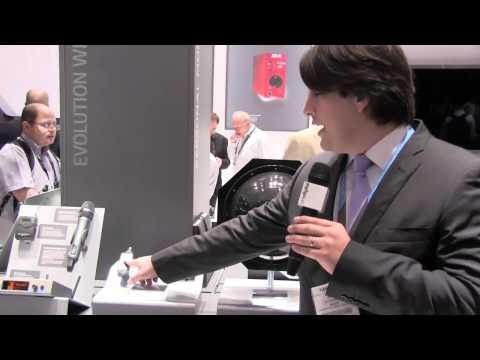 NAB 2012 - Senheisser Evolution G3